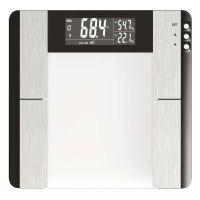 váha digitální, osobní, s měřením tělesného tuku, vody a svalové hmoty, do 150 kg