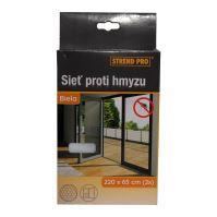 síť proti hmyzu, PE, na balkón, 2 ks, 2200 x 650 mm