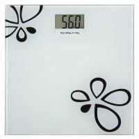 váha digitální, osobní, tvrzené sklo, automatické vypnutí a vynulování hodnot, do 180 kg