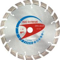 kotouč diamantový, Duo Extreme, 115 x 22,23 x 2,2 mmxxx