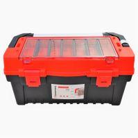box plastový, na nářadí, Practic, 550 x 267 x 277 mm