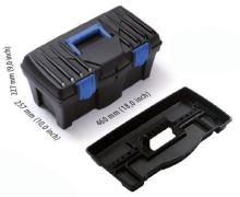 box plastový, na nářadí, Caliber, 300 x 167 x 150 mm