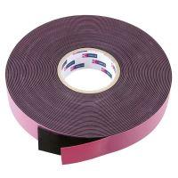 páska izolační, vulkanizační,elektrikářská, černá, 0,76 x 19 mm / 10 m