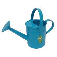 REFLEX dětské zahradní nářadí - konev, kovová, modrá, 1,6 l
