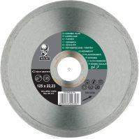 kotouč diamantový, Atlas Ceramic,125 x 22,23 x 2 mm
