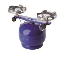 vařič dvouhořákový PICAMP na PB, (šxvxh) 420 x 120 x 150 mm, 2,4 kWxxx