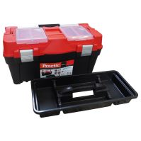 box plastový, na nářadí, Practic, 458 x 257 x 245 mm