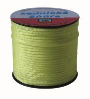 šňůra pletená, PPV, zednická, bez jádra, O 1,8 mm x 50 m, Lanex