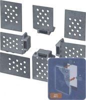 REFLEX magnety pro krycí dvířka, stavitelné, 7 mm