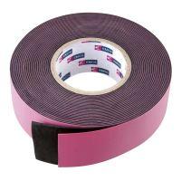 páska izolační, vulkanizační,elektrikářská, černá, 0,76 x 25 mm / 5 m
