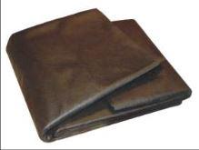 textilie netkaná, černá 1,6 x 5 m, 45 g / m2