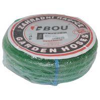 """hadice zahradní, průhledná, zelená, 1/2"""", 15 m"""