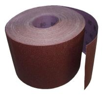 TOPTRADE papír brusný, zrnitost 100, 150 mm x 50 m