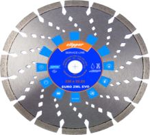 kotouč diamantový, EURO ZML EVO, 115 x 22,23 x 2,2 mmxxx